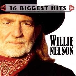 16 Biggest Hits (Willie Nelson album) - Image: Willie Nelson 16 Biggest Hits