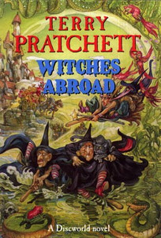 Witches Abroad - Image: Witches abroad cover