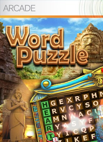 Word Puzzle (video game) - Image: Wordpuzzlecover