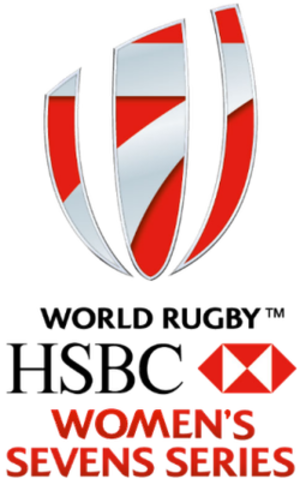 World Rugby Women's Sevens Series - Image: World Rugby Women's Sevens Series logo