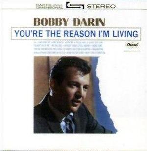 You're the Reason I'm Living (album) - Image: Yourethereasonimlivi ng