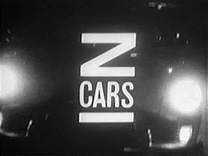 Z-Cars - Image: Z cars title