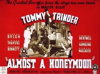 <i>Almost a Honeymoon</i> (1938 film)
