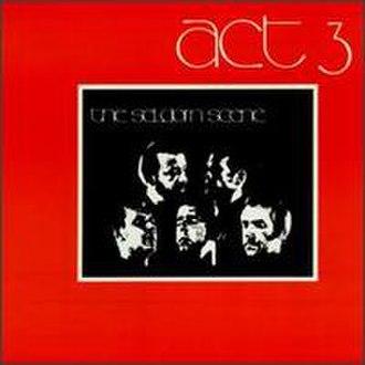 Act III (The Seldom Scene album) - Image: 1973 seldomact 3