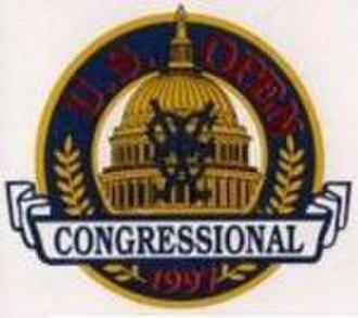 1997 U.S. Open (golf) - Image: 1997Open Logo