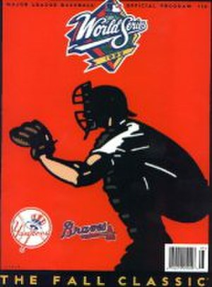 1999 World Series - Image: 1999 World Series Program