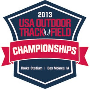 2013 USA Outdoor Track and Field Championships - Image: 2013 USA Outdoor Track and Field Championships logo
