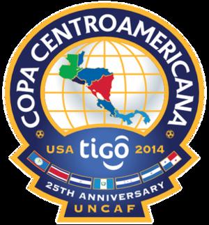 2014 Copa Centroamericana - Image: 2014 Copa Centroamericana
