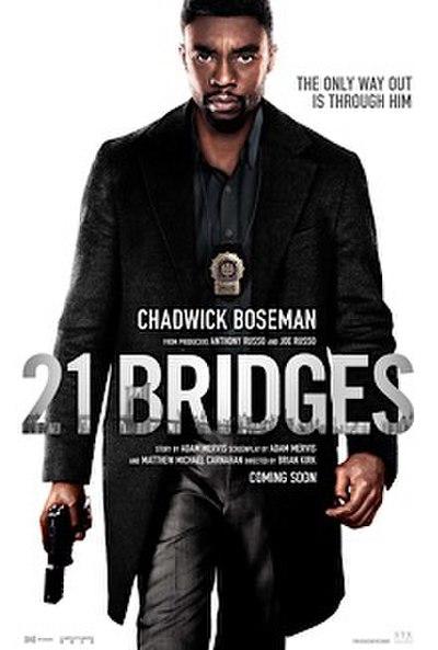 Picture of a movie: 21 Bridges