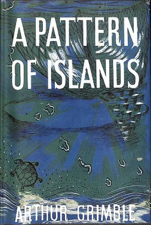 A Pattern of Islands - First UK edition (publ. John Murray)