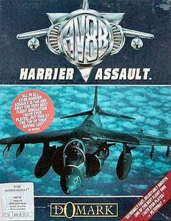 <i>AV-8B Harrier Assault</i>