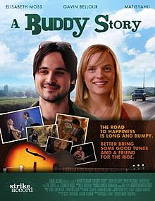 """A Buddy Story"" movie poster"
