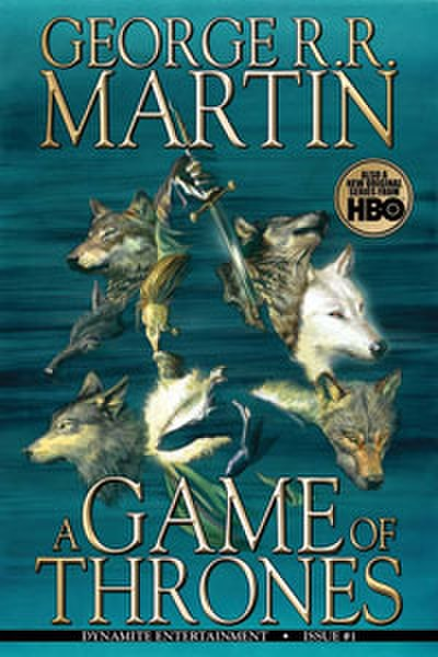 Picture of a book: A Game Of Thrones #1