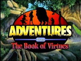 Adventures from the Book of Virtues - Image: Adventures from the book of virtues