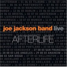 Afterlife Joe Jackson Album Wikipedia