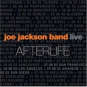 Afterlife (Joe Jackson album) - Image: Afterlife (Joe Jackson album)