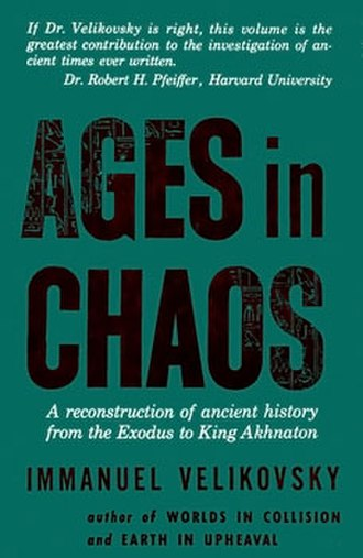 Ages in Chaos - Ages in Chaos book cover