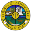 Official seal of Albemarle County