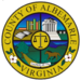 Seal of Albemarle County, Virginia