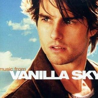 Music from Vanilla Sky - Image: Album vanilla sky ost