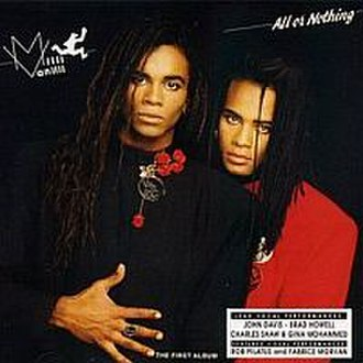 All or Nothing (Milli Vanilli album) - Image: All or Nothing Milli Vanilli