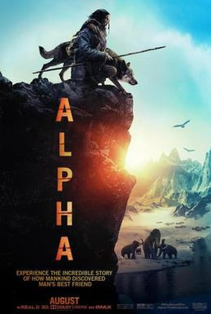 Alpha (film) - Theatrical release poster
