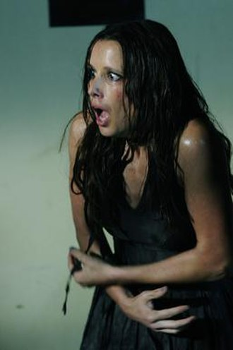Amanda Young - Amanda in Jill's clinic with Cecil, who was one of the causes of the death of John and Jill's unborn baby, as seen in a flashback of Saw IV and in more detail in Saw VI.