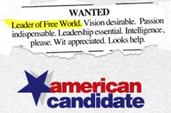 Resultado de imagen de american candidates
