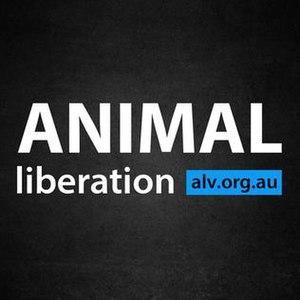 Animal Liberation Victoria - Image: Animal Liberation Victoria logo