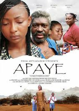 Apaye - Theatrical Poster