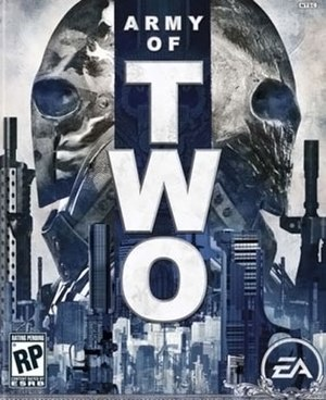 Army of Two - Image: Armyof Two front 1