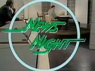 Newsnight - The original 1980 opening titles