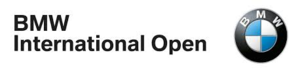 BMW International Open - Image: BMW International Open logo