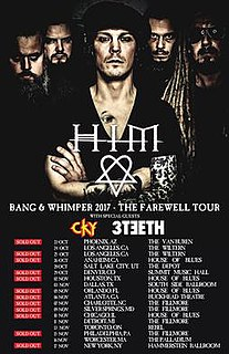 Bang and Whimper 2017 – The Farewell Tour