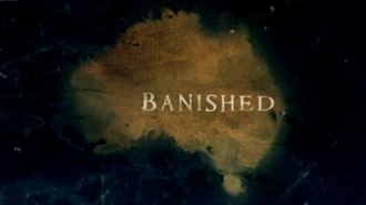 Banished (TV series) - Image: Banished TV series titlecard