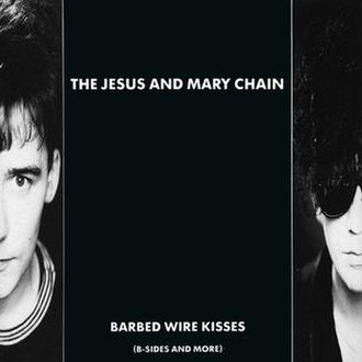 Barbed Wire Kisses - Image: Barbed Wire Kisses (Album Cover)