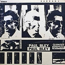 Barrage (Paul Bley album).jpg
