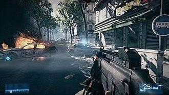 Battlefield 3 - Image: Battlefield 3 Paris