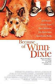 <i>Because of Winn-Dixie</i> (film)