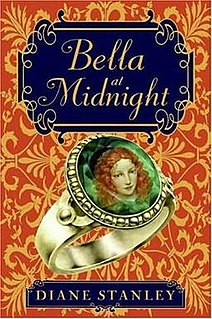 <i>Bella at Midnight</i> book by Diane Stanley