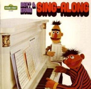 Bert & Ernie Sing-Along - Image: Bert Ernie Sing Along