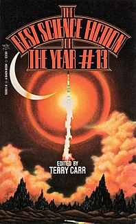 <i>The Best Science Fiction of the Year 13</i> book by Terry Carr