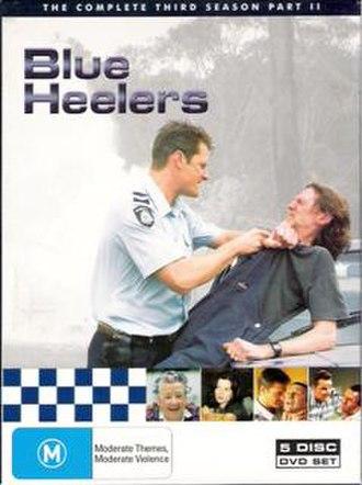 Blue Heelers (season 3) - Image: Bh dvd 3.2