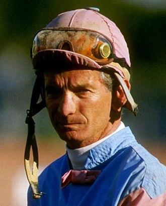 Bill Shoemaker - Shoemaker in 1986
