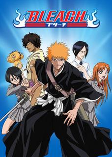 <i>Bleach</i> (TV series) Anime based on the manga of the same name
