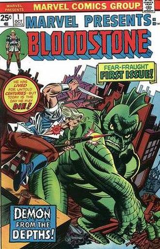 Ulysses Bloodstone - Image: Bloodstone