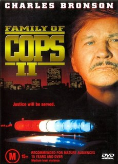 <i>Breach of Faith: A Family of Cops 2</i> 1997 television film directed by David Greene