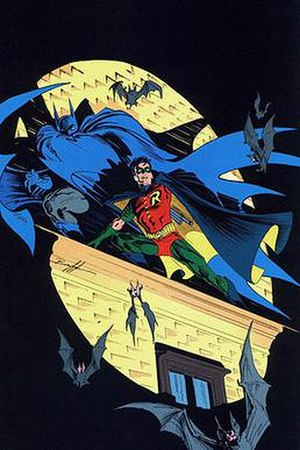 Norm Breyfogle - Image: Breyfogle Batman