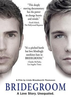 Bridegroom (film) - Image: Bridegroom Movie Poster