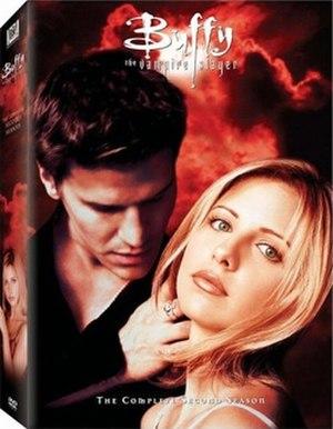 Buffy the Vampire Slayer (season 2) - Image: Buffy Season (2)